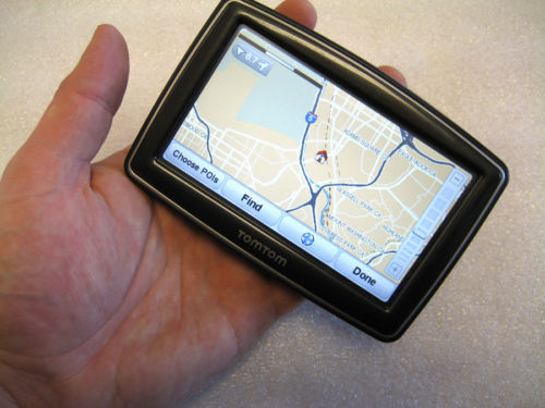 Example of tomtom custom poi installed